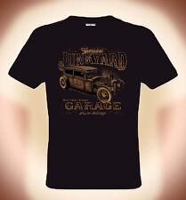 """Gearhead, Biker T-Shirt """"JUNK YARD GARAGE""""  ( bis Größe 5XL möglich +3 EUR )"""