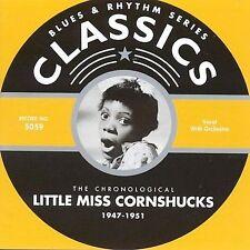 1947-1951 by Little Miss Cornshucks-CLASSICS CD NEW