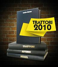 Rivista TRATTORI rilegata 2010