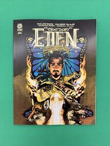 Aftershock Comics Eden One Shot 1:10 Variant Harris Bunn Talajic AfterShock 2021