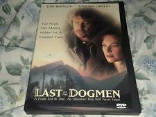 Last of the Dogmen (R1 USA DVD) Tom Berenger Barbara Hershey TESTED FREE S&H
