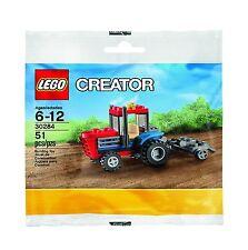 Lego Creator 30284 Tractor + NEU: Promotional Set Polybag Beutel +ovp+