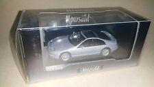 Kyosho Howsakt Nissan Fairlady Z 300ZX Twin Turbo CZ32 1989 Silver 1:43