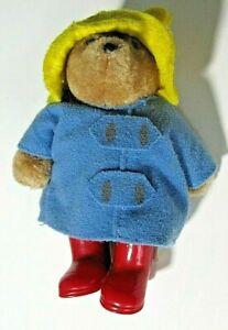 """Vintage Paddington Bear  5"""" 1986 Eden Toys Collectible"""