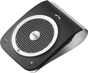 Jabra Tour HFS101 Bluetooth Car Speakerphone Hands Visor Clip with Charger