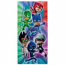 Pj masks Heroes vs Vilains Serviette Enfants Coton