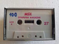 Msx MSX Computer Magazine n.27