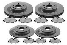MERCEDES VITO W639 BRAKE DISCS AND PADS FRONT & REAR - please check sizes