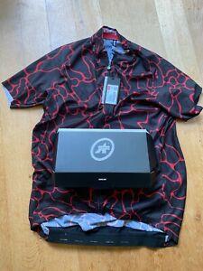 NEW Assos Mille GT Summer Short Sleeve Jersey c2 Voganski XLG