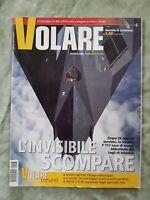 RIVISTA MAGAZINE VOLARE N 293 5/2008 SPORTS AVIATION MAGAZINE C/1