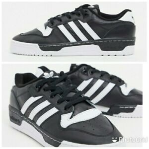 Adidas Originals Rivalry Low (Men's Size 8.5) Athletic Casual Sneakers Shoes