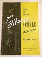 Nelissen-Nicolai, Leni: Zeigende und sprechende Gitarren-Schule für Jedermann