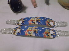 pr kiddies mitten glove clips baby child like pooh bear and tigger blue xmas a