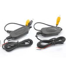 Wireless Video Transmitter  for Car/Van  Camera LCD 10 Meters 2.4GHz Transmitter