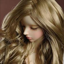 "Dollmore 1/3 BJD OOAK Supplier SD wig (8-9)"" Long Long Curl (Blond)"
