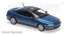 Minichamps MAXICHAMPS 940112620 PEUGEOT 406 COUPE – BLUE METALLIC 1/43