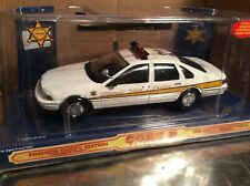 Illinois state police Chevrolet caprice police car code 3 w/ PATCH