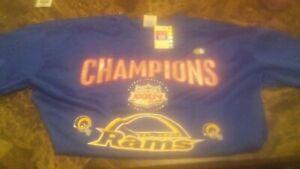 St. Louis Rams Super Bowl 34 Champions Mesh Jersey