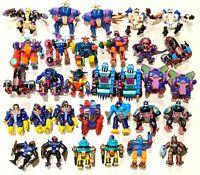 CHOOSE: Vintage 1994 Z-Bots Action Figures * Galoob * Series 4
