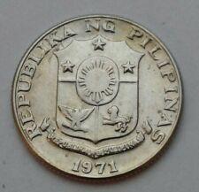 Philippines 10 Sentimos 1971. KM#198. Ten Cents coin. Dime.