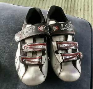lake cycling shoes 44