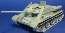 1/48th GASOLINE  WWII Soviet/ Russian  SU-85 tank destory