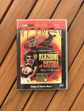 Bay of Blood DVD RARE Italian Restored Edition