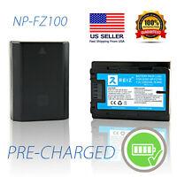 SONY NP-FZ100 Battery For Sony A7 III A7M3 A7R III A7RM3 A9 ILCE 9 A9 Camera