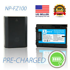 SONY NP-FZ100 Battery For Sony A7 III A7M3 A7R III A7RM3 A9 ILCE 9 A9 Camera