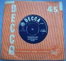 SECOND CITY SOUND Tchaikovsky One / Shadows UK DECCA Argent penned B side BEAT