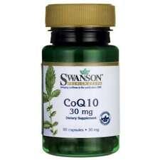 Swanson Coq10 30 30 mg 60 Capsules
