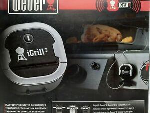 Weber iGrill 3 Grill Thermometer Genesis II Spirit LX