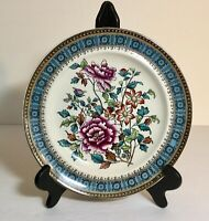 Antique Art Nouveau W. T. Copeland & Sons Plate Stoke on Kent 8 1/2 Inches