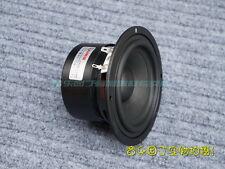 "4"" inch Mid-range Speaker Hi-Fi Alto Mediant Loudspeaker Unit DIY 4/8ohm_Round"