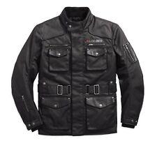 Harley-Davidson destination Waterproof 3/4 textile Riding Veste Taille M-Messieurs