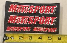 New ListingMotosport Racing Mx Atv Gncc Ama Motocross Dirtbike Decal Sticker Emblem Sheet