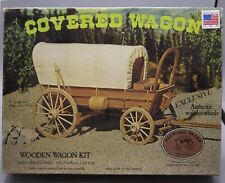 Allwood Brand Covered Wagon 1/16 scale -Mint