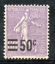 STAMP / TIMBRE DE FRANCE  NEUF N° 223 ** SEMEUSE SURCHARGEE