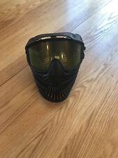 Jt Black Full Face Paintball Mask