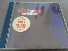 CD 11 titres - APOLLO FOUR FORTY	Electro Glide in blue - 1997 - Comme NEUF