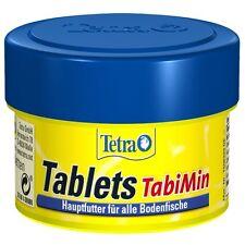 Tetra TABIMIN 120 Compresse schede per l'alimentazione inferiore Pesce Pesce Gatto e plecostomus