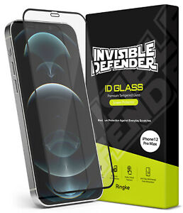 For iPhone 12 Pro Max Screen Protector / iPhone 12 Mini Glass Protector | Ringke