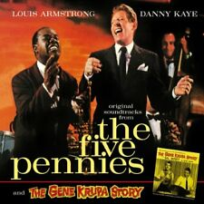 8427328035118 The Five Pennies + The Gene Krupa Story