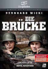 Die Brücke - Bernhard Wicki (1959) - 2 Disc Special Edition - Filmjuwelen [DVD]