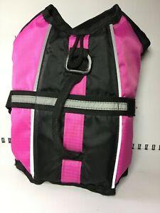 Petco Dog Life Jacket Flotation Vest XSmall Pink Animal Pet Water Safety Device