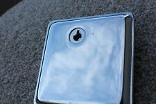 Automatic Electric Payphone Chrome Vault Door, Vintage Part
