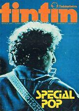 tintin  N°116  25 mars 1975