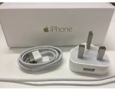 100% Original & Original Oficial Apple iPhone 4S, iPad Cargador Cable + Enchufe A Granel