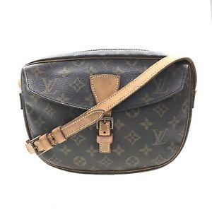 100% Authentic Louis Vuitton Monogram Jeune Fille GM M51225 [Used] {09-0006}