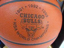Chicago Bulls Spalding NBA Basket Ball 3 Peat '91, 92, 93 Limited 2000 (Vintage)